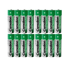 ელემენტი  Super Heavy Duty, Green AA, 4-pc shrink